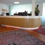 Büromöble aus Holz