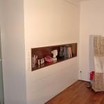 Holzkasten Wohnzimmer
