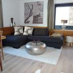 Holzmöbel für Ferienhaus